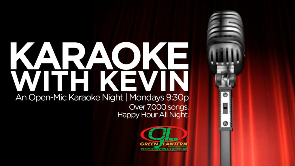 Karaoke with Kevin: Open Mic Karoke Night
