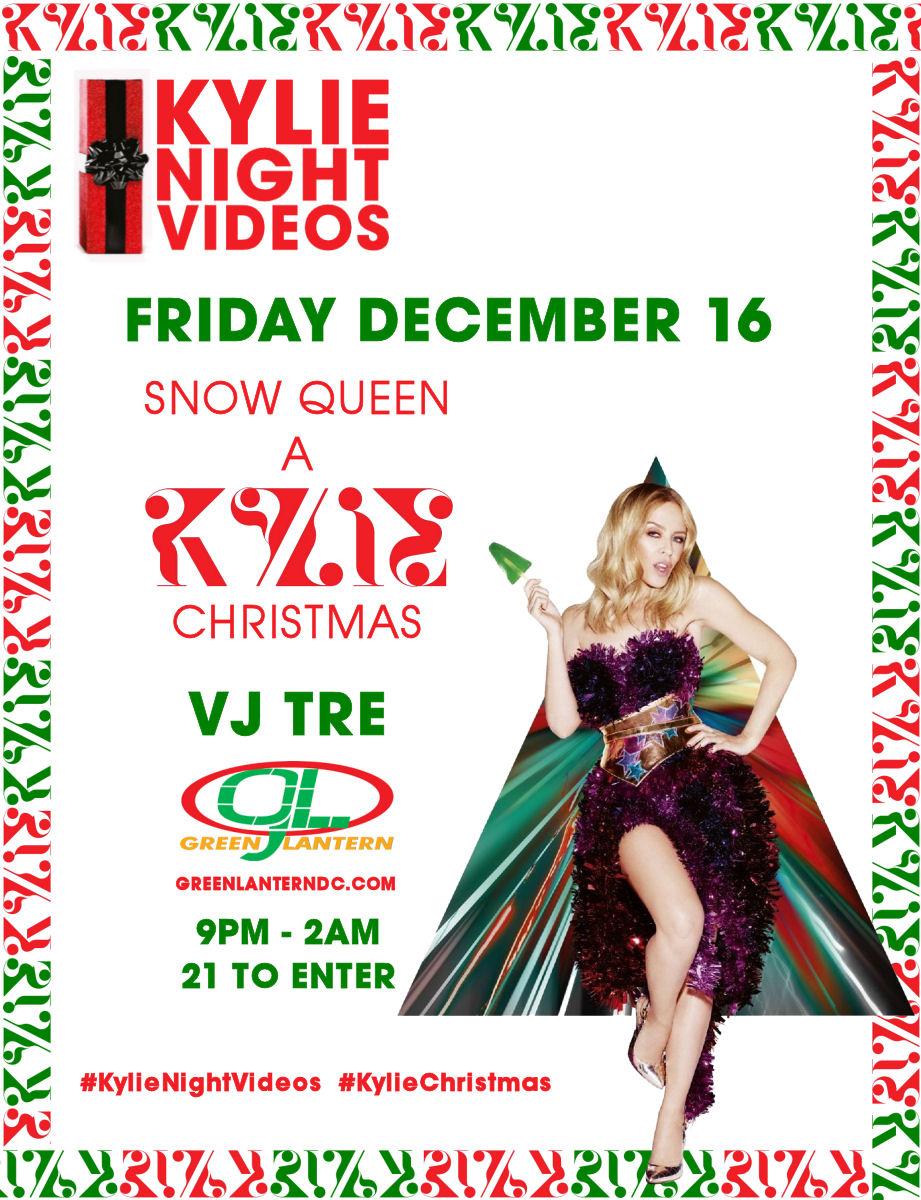 Kylie Night Videos: A Kylie Christmas