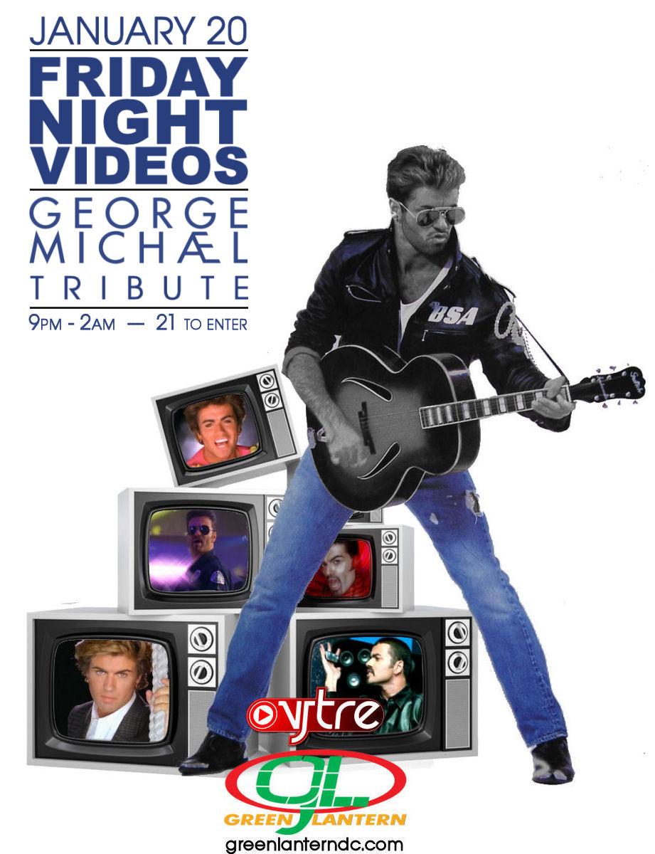 Friday Night Videos: George Michael Tribute
