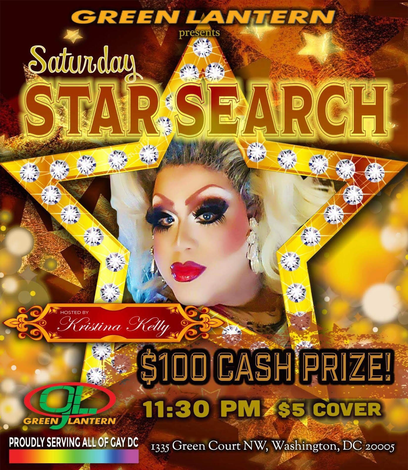 Saturday Star Search with Kristina Kelly