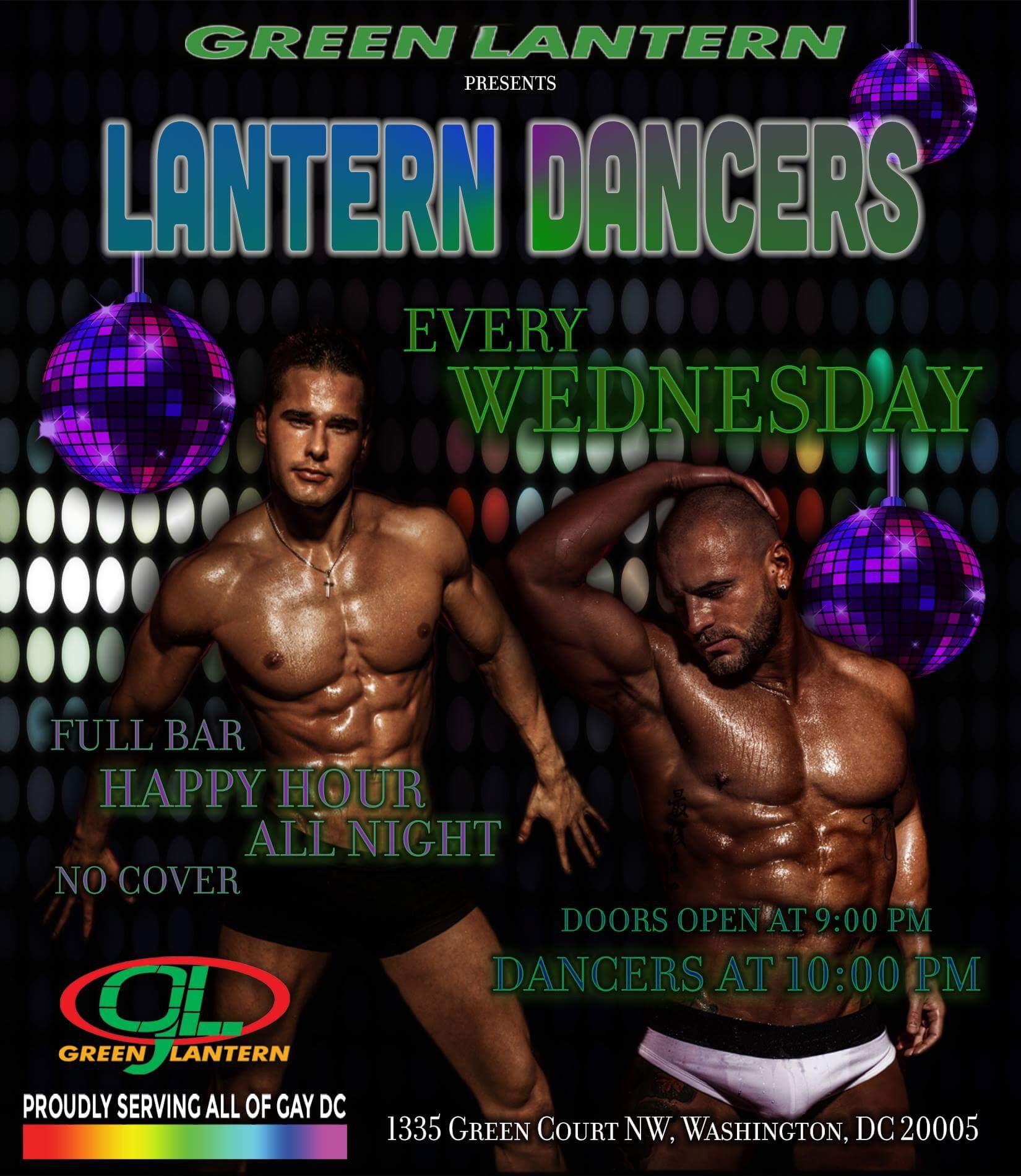 Lantern Dancers