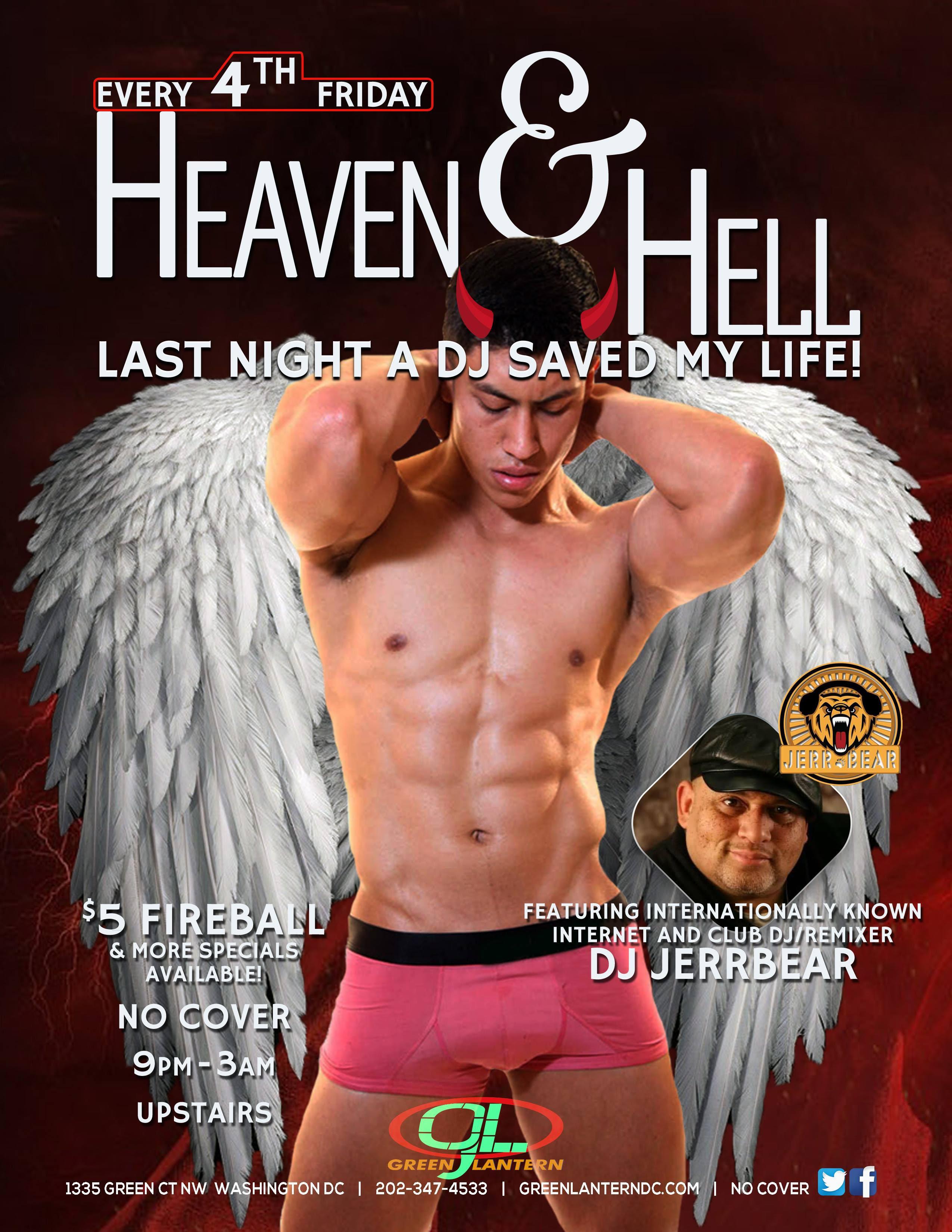 Heaven & Hell | DJ JerrBear