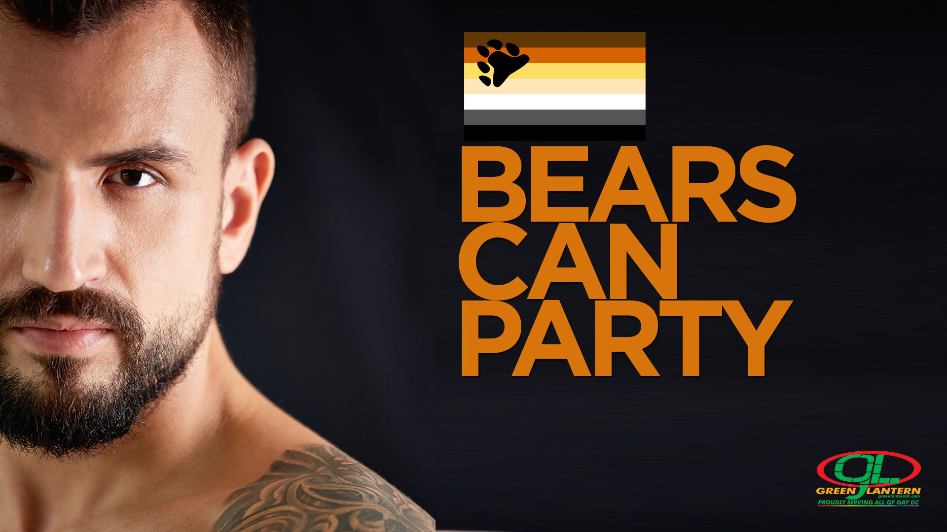 Bears Can Party