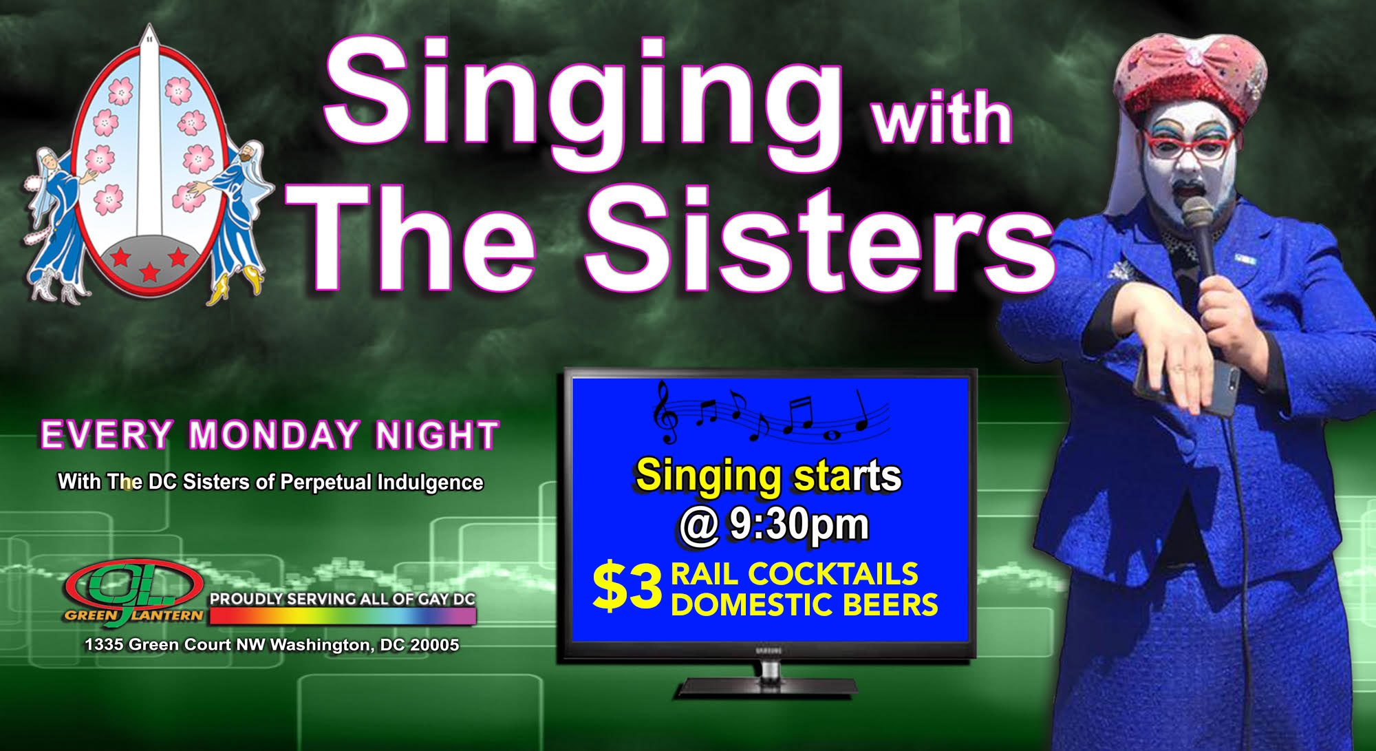 Singing with the Sisters